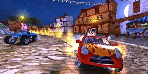 game đua xe 3D hay nhất thế giới