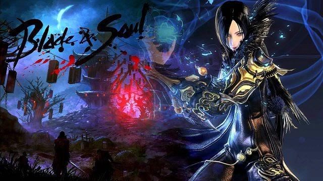 không vào được game blade and soul