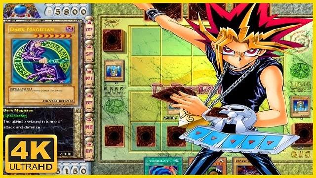 choi game vua tro choi yu-gi-oh