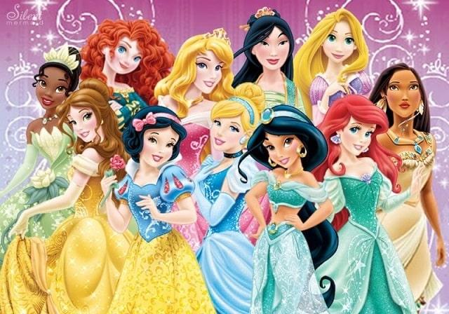 game các nàng công chúa disney xấu xí trong buổi thử vai