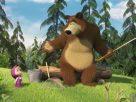 phim hoạt hình cô bé siêu quậy và chú gấu xiếc