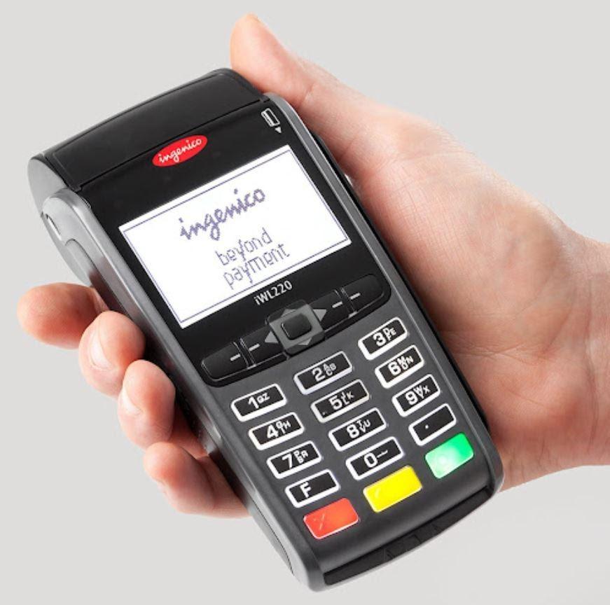 máy quẹt thẻ ngân hàng giá bao nhiêu 1